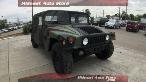 Pre-Owned 1989 American Hummer H1