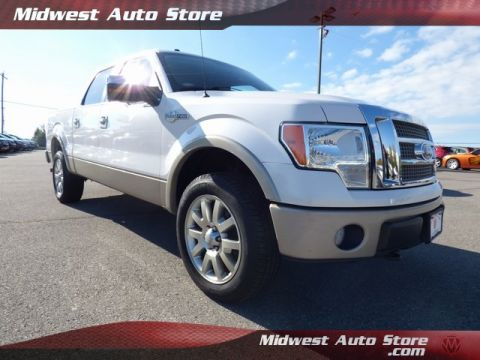 Pre-Owned 2010 Ford F-150 King Ranch