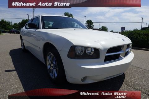 Pre-Owned 2007 Dodge Charger SE W/Leather & Sunroof