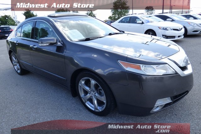 Pre-Owned 2009 Acura TL SH-AWD