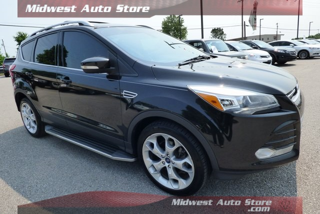 Ford Escape Sport >> 2013 Ford Escape Titanium Awd