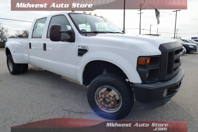 Pre-Owned 2008 Ford F-350SD