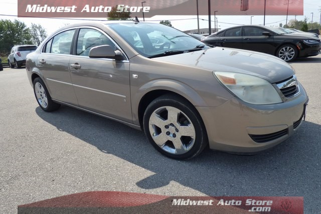 Pre-Owned 2007 Saturn Aura XE