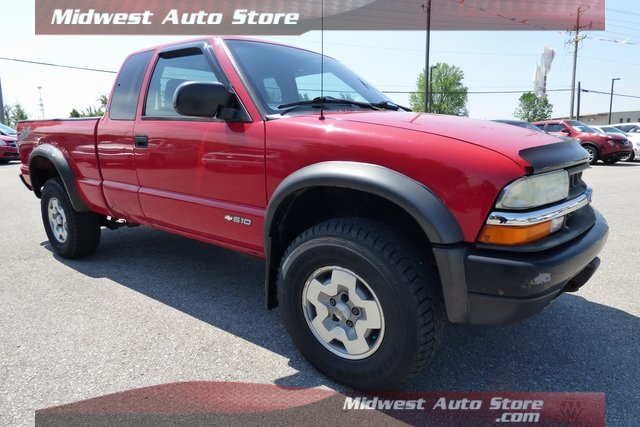 Pre-Owned 2003 Chevrolet S-10 ZR2