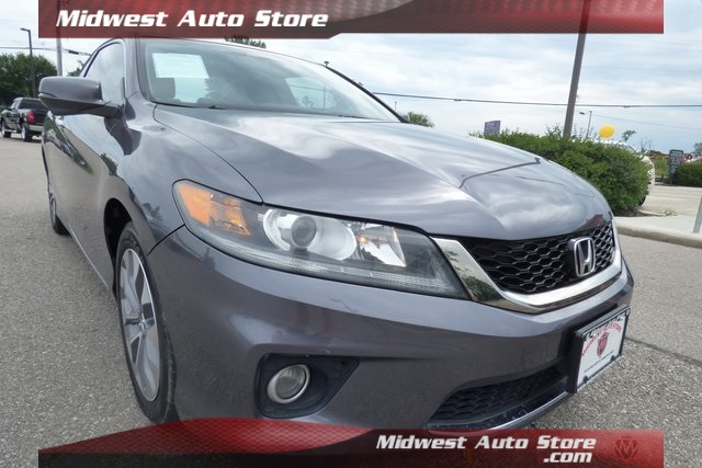 Perfect Pre Owned 2013 Honda Accord EX L