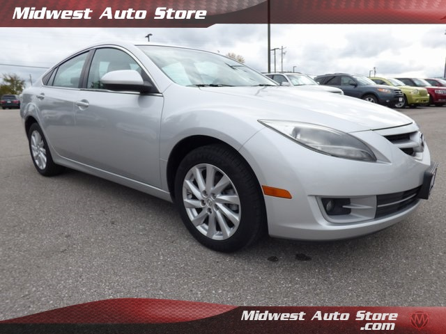 Pre-Owned 2013 Mazda6 i Touring