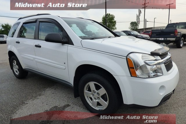 Pre-Owned 2009 Chevrolet Equinox LS