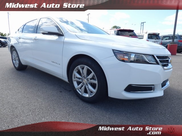 959a40c01c5 Pre-Owned 2016 Chevrolet Impala LT 4D Sedan in Florence  G9116877 ...