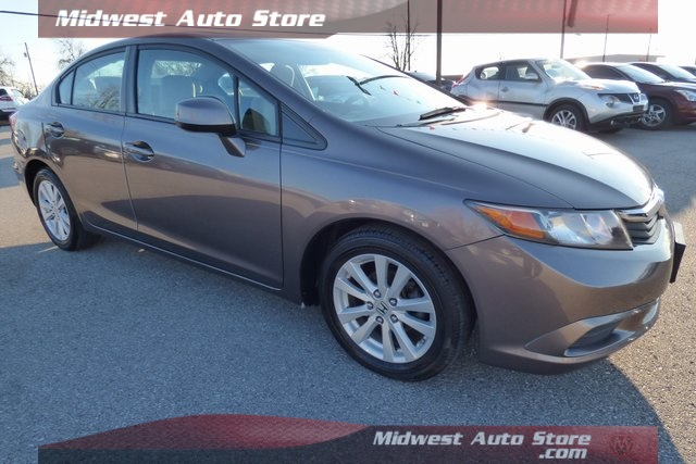 Pre-Owned 2012 Honda Civic EX
