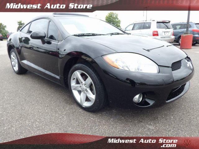 Pre-Owned 2007 Mitsubishi Eclipse GT