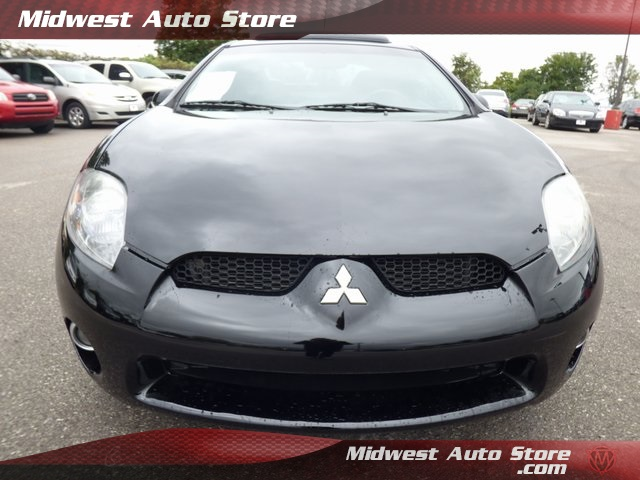 pre-owned 2007 mitsubishi eclipse gt 2d coupe in florence #7e012644