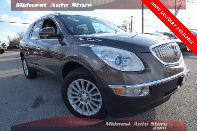 Pre-Owned 2011 Buick Enclave CX