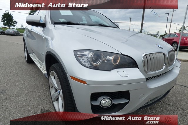 Pre-Owned 2009 BMW X6 xDrive50i