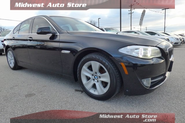 Pre Owned 2013 Bmw 5 Series 528i Xdrive 4d Sedan In Florence