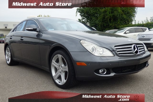 Pre Owned 2006 Mercedes Benz CLS CLS 500