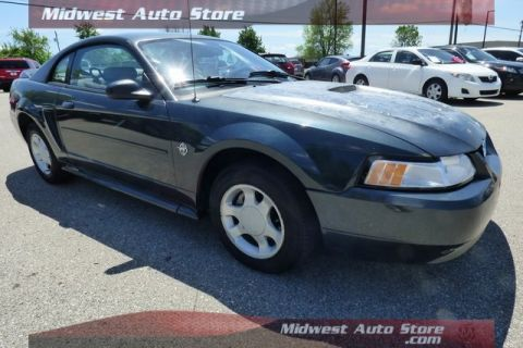 Pre-Owned 1999 Ford Mustang V6