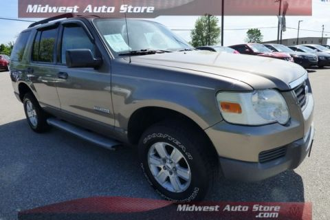Pre-Owned 2006 Ford Explorer XLS