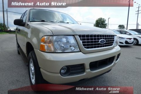Pre-Owned 2004 Ford Explorer
