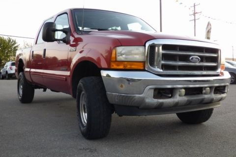 Pre-Owned 2001 Ford F-250SD