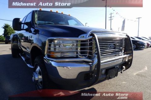 Pre-Owned 2002 Ford F-350SD