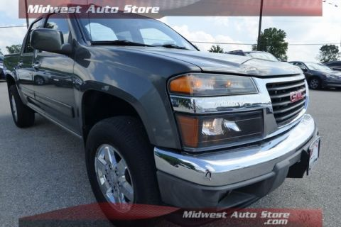 Pre-Owned 2010 GMC Canyon SLE1