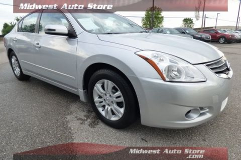Pre-Owned 2012 Nissan Altima 2.5 SL