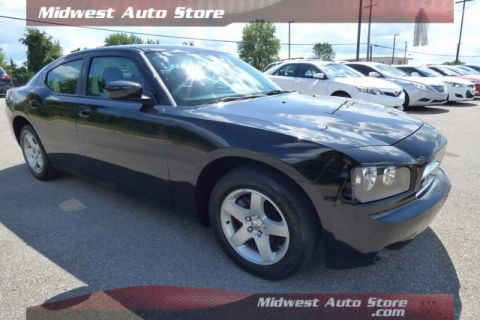 Pre-Owned 2010 Dodge Charger SE