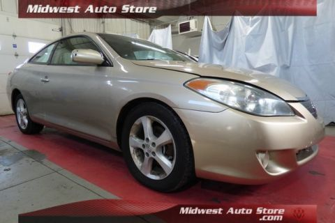 Pre-Owned 2005 Toyota Camry Solara SLE