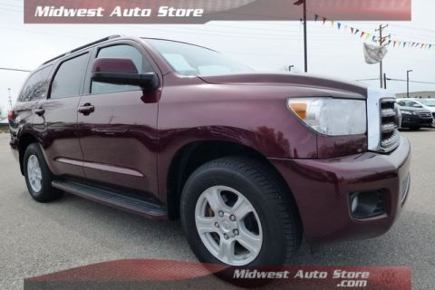 Pre-Owned 2010 Toyota Sequoia SR5