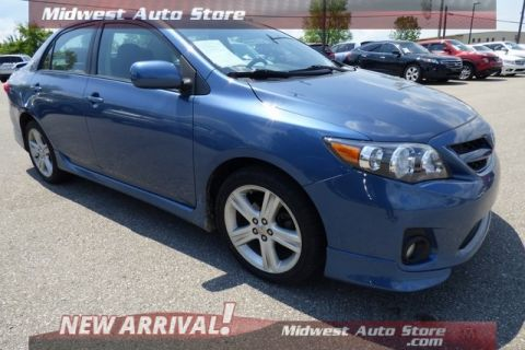 Pre-Owned 2013 Toyota Corolla S