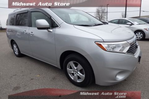 Pre-Owned 2011 Nissan Quest 3.5 SV w/NAVIGATION