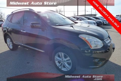 Pre-Owned 2013 Nissan Rogue SV