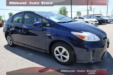 Pre-Owned 2014 Toyota Prius One