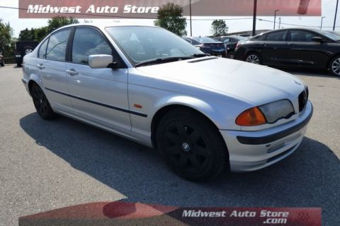 Pre-Owned 2001 BMW 3 Series 325i