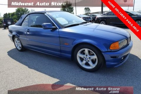 Pre-Owned 2002 BMW 3 Series 325Ci